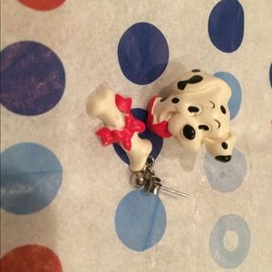 Jewelry - Dalmatian post earrings